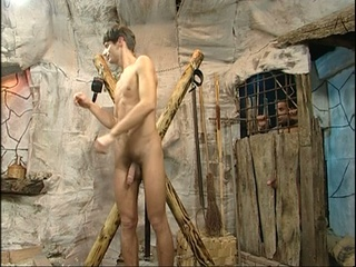 Twink slave breaks out for some hard fucking