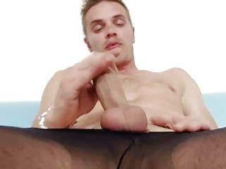 Filthy twink solo masturbation porn video