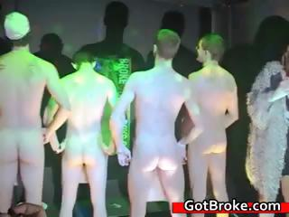 Astonishing broke guys 3some part2
