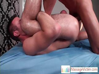 Matthew getting his balls massaged and dark hole screwed By OhThatsBig