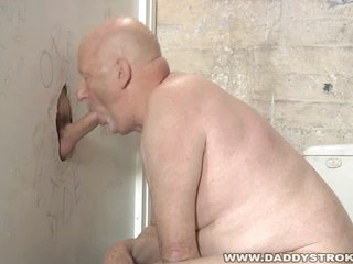 Gloryhole Engulf And Jerk