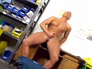Muscle and cum #04...
