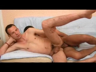 Facial closes out this gay anal episode